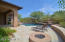 FIREPIT, SPA, POOL AND BAR B QUE