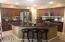 Beautiful remodeled Gourmet Eat in Kitchen!