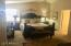 Vaulted Ceilings, Private Bathroom and walk in Closet in Master Retreat