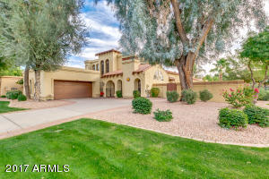 3 bedroom 2 1/2 bathroom Scottsdale Home located in the Scottsdale Unified School District and located in the prestigious enclave of McCormick Ranch.