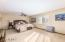 HUGE master bedroom.