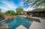 Refreshing Pebbletec Pool & Spa