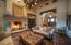 Stately Stone Fireplace