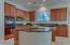 Beautiful Kitchen conducive to entertaining