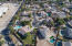 Drone photo shows beautiful Cortina Neighborhood.