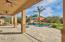 Beautiful Travertine Surrounding the pool / spa area