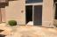 Master bedroom patio doors!
