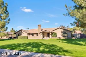 Custom Ranch Home in Buena Vista