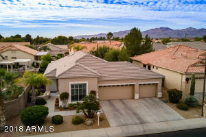 Please take a few minutes to view this special updated home on a very unique lot located in the guard-gated 55+ community of Arizona Traditions. You will be so happy you did!