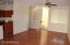 large, spacious open kitchen/living room
