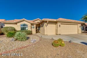 10714 E HERCULES Drive, Sun Lakes, AZ 85248