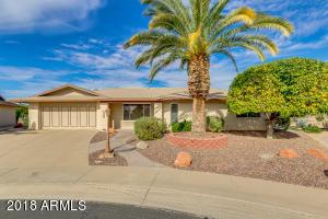 18814 N ZINNIA Court, Sun City West, AZ 85375