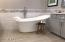 70-inch Ove´Decor Soaker Tub with floor-mounted filler