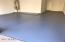 Fresh Epoxy coat on garage floor