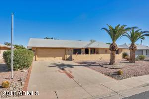 19415 N 133RD Avenue, Sun City West, AZ 85375