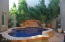 Beautiful and inviting Courtyard pool