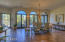 Blacksmith custom made door with Bill Tull beveled glass