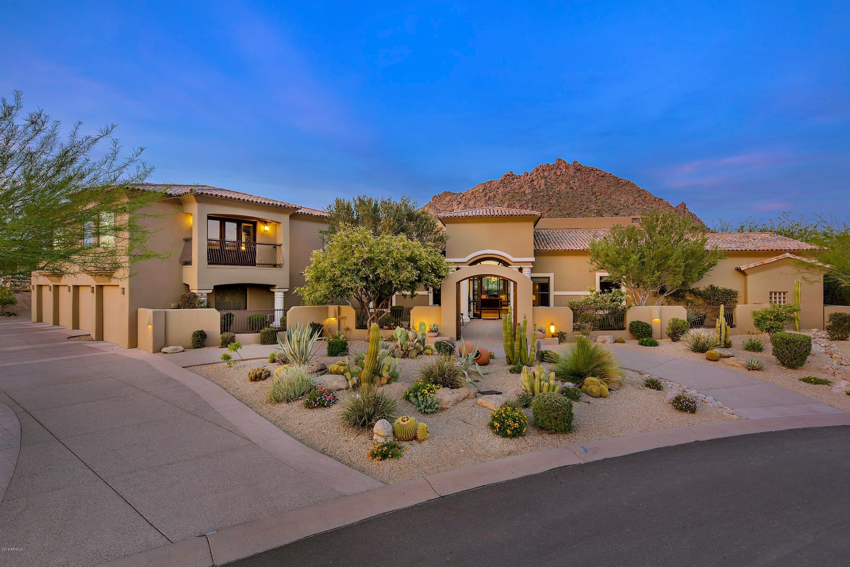 10801 Happy Valley Road, Scottsdale, Arizona 85255, 5 Bedrooms Bedrooms, ,6.5 BathroomsBathrooms,Residential,For Sale,Happy Valley,5705772