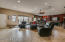 4-car garage converted to man-cave— furniture available