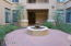 A courtyard fountain welcomes your guests.