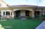 "Entertain here or use it as a ""different"" space to occupy for a bit. It overlooks the community pool."