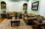 EXPANSIVE AND PRIVATE LIVING ROOM