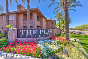 Plaza Residences, a gated Scottsdale community near Kierland