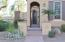 Beautiful paver walkway & gated entrance!
