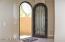 Ornate Iron Door!
