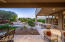 Large Covered Rear Patio