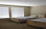 2nd bed room with double beds