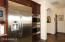 BUILT-IN HUGE STAINLESS REFRIGERATOR