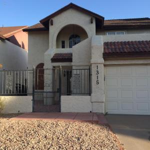 1315 W MANOR Street, Chandler, AZ 85224