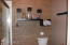 Separate Toilet & Shower Room
