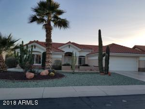 15709 W SENTINEL Drive, Sun City West, AZ 85375