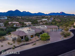 15202 N Eagle Feather Ridge Drive, Fountain Hills, AZ 85268