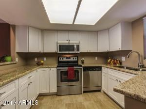 Quality soft close cabinets. New oven and microwave.