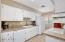 Open concept kitchen for entertaining!