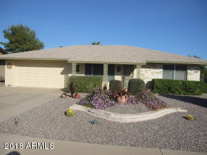 13426 W PROSPECT Drive, Sun City West, AZ 85375