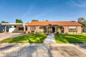 3320 N ROSE CIRCLE Drive, Phoenix, AZ 85018