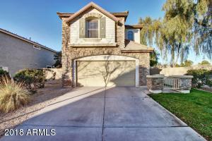 1554 S Swallow  Court Gilbert, AZ 85296