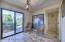 Great space for indoor outdoor living.