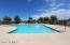 Enjoy one of two pools.
