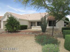 15306 W BLUE VERDE Drive, Sun City West, AZ 85375