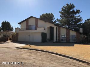 2801 BARCELONA Drive, Douglas, AZ 85607