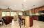 Open kitchen & great room