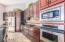 Kitchen appliance view