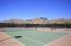 Community Lit Tennis Courts