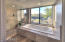 Master Tub and Large Walk in Shower