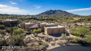38760 N Summit View Circle, Carefree, AZ 85377